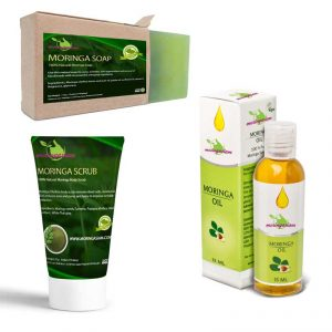 Anti-aging Moringa Treatment