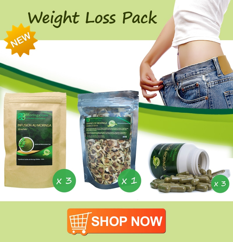 How To Use Moringa For Weight Loss ?