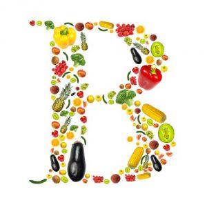 spiruline vitamine B