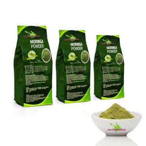 Moringa Powder Treatment