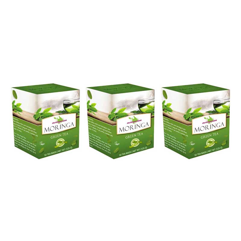 Treatment Moringa Tea
