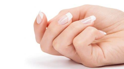 Moringa oil for nails care