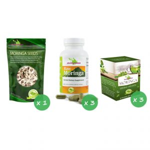 Moringa Weight Loss Pack