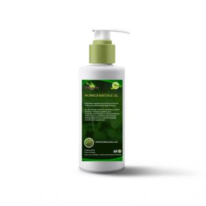 Moringa Massage Oil